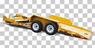 Trailer Motor Vehicle Tractor Heavy Machinery Skid-steer Loader PNG