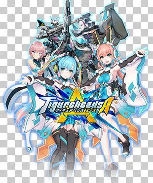 Figure Heads Shooter Game Border Break Square Enix Co. PNG