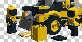 Heavy Machinery Motor Vehicle LEGO PNG