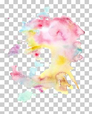 Watercolor Painting Texture PNG