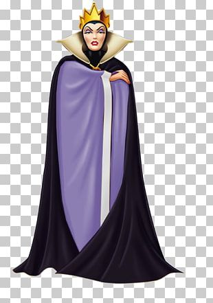 Evil Queen Snow White PNG