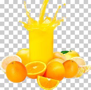 Orange Juice Fizzy Drinks Apple Juice Orange Drink PNG