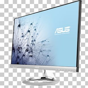 IPS Panel Computer Monitors LED-backlit LCD Backlight Liquid-crystal Display PNG