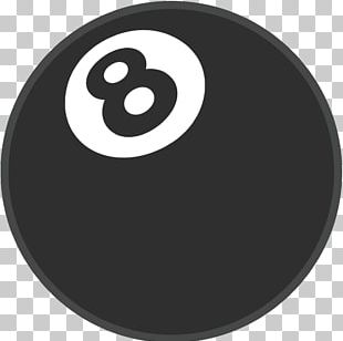 8 Ball Pool Emoji Eight-ball Line Drawing Android PNG