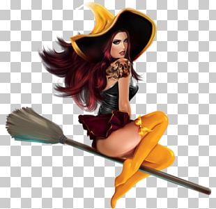 Broom Boszorkány Halloween Magic PNG
