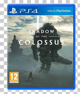 Shadow Of The Colossus PlayStation 4 Video Game Sony Interactive Entertainment PNG