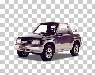 Sport Utility Vehicle Suzuki Sidekick Car Jeep PNG