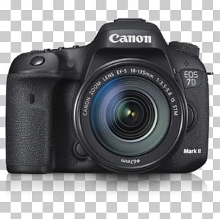 Canon EOS 750D Canon EF-S 18–135mm Lens Canon EOS 200D Canon EF-S 18–55mm Lens PNG
