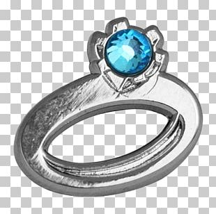 Emoji Wedding Ring Diamond Jewellery PNG