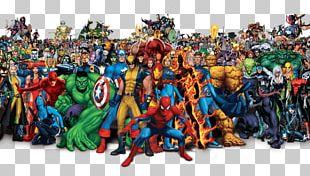 Marvel Universe PNG