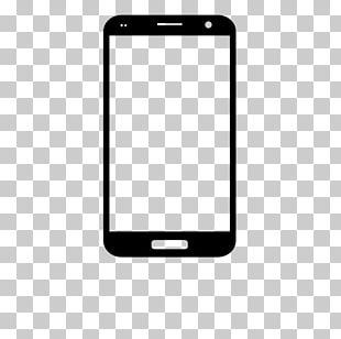 Samsung Galaxy IPhone Mockup Smartphone Telephone PNG
