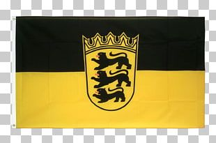 Baden-Baden Flag Of Baden-Württemberg Flag Of Baden-Württemberg Fahne PNG