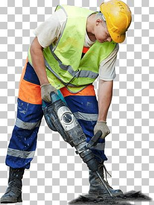 Construction Worker Architectural Engineering Heavy Machinery Project Critical Path Method PNG