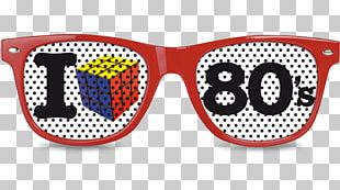 1980s Goggles PNG