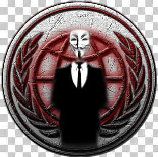 Anonymous Logo Symbol Idea PNG