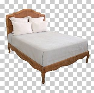 Bed Frame Mattress Pads Wood PNG
