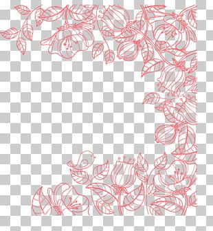Flower Floral Design Pattern PNG
