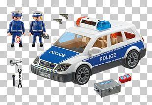 Police Car Playmobil Police Station PNG