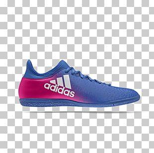 Skate Shoe Adidas Blue Blast X 16.3 TF PNG