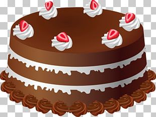 Birthday Cake Chocolate Cake Christmas Cake PNG