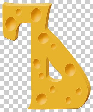 Cheese Knife Letter Food PNG
