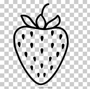 Coloring Book Drawing Tea Strawberry Bottle PNG