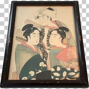 Japanese Art Ukiyo-e Japanese Art Modern Art PNG