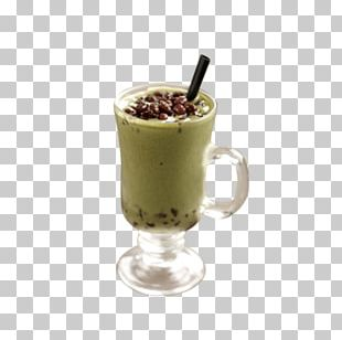 Milkshake Matcha Green Tea Smoothie PNG