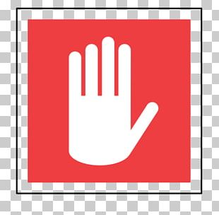 Icon Stop Sign Scalable Graphics PNG