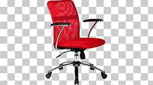 Wing Chair Furniture Büromöbel Blue PNG