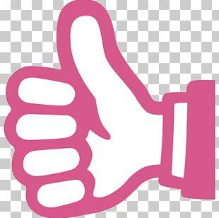 Emoji Thumb Signal Android PNG