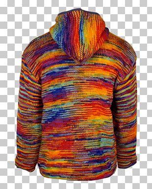 Hoodie Polar Fleece Jacket Wool Knitting PNG