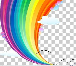 Rainbow Stock Photography Drawing Cartoon PNG