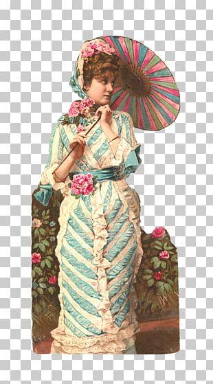 Victorian Era Edwardian Era Fashion Dress PNG