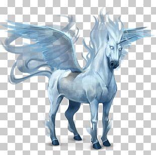 Howrse Horse Unicorn Air Pegasus PNG