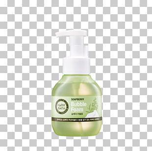 Lotion Cleanser Cosmetics Bubble Foam PNG