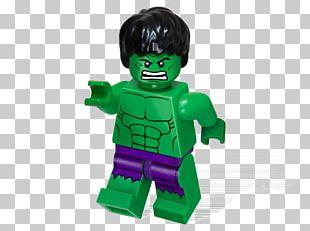 Hulk Lego Marvel Super Heroes Lego Marvel's Avengers Lego Minifigure Lego Super Heroes PNG
