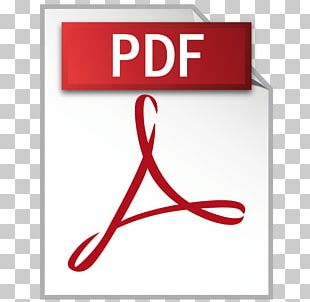PDF Computer Icons Adobe Acrobat Document PNG