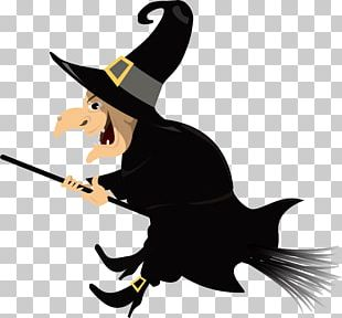 Halloween Witch Escape Festival Party Holiday PNG