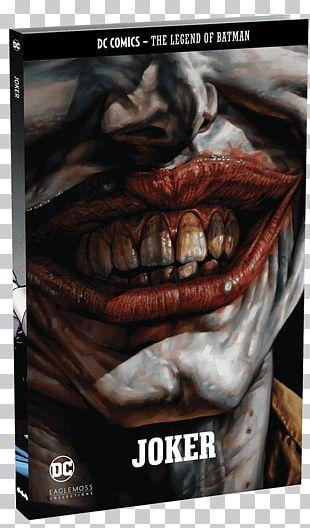 Joker Batman DC Comics Comic Book PNG