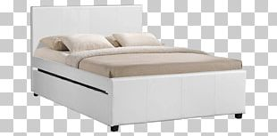Bed Frame Trundle Bed Mattress Box-spring PNG