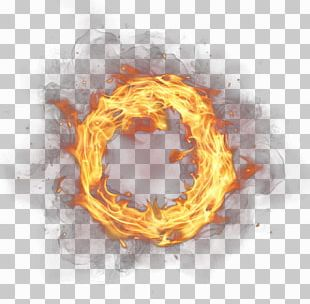 Ring Of Fire Flame PNG