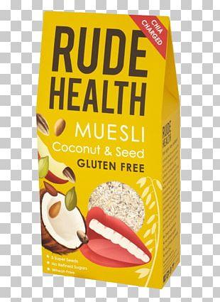 Muesli Breakfast Cereal Granola Nut Honey PNG