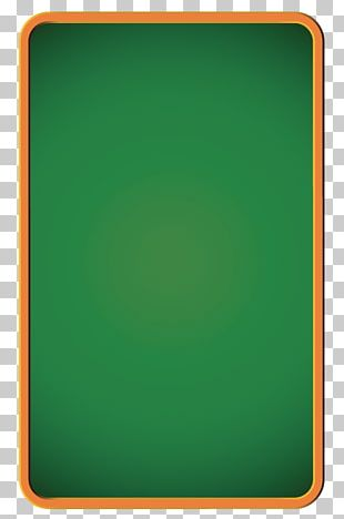 Rectangle Blackboard PNG