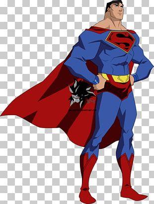 Superman YouTube Fan Art Comics Comic Book PNG