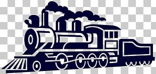 Train Locomotive Wall Decal Logo Drawing PNG