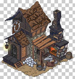Hut Log Cabin PNG