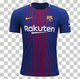 Fc Barcelona T Shirt Jersey Kit Football Png Clipart Active
