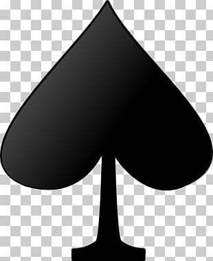 Playing Card Suit Symbol Spades PNG