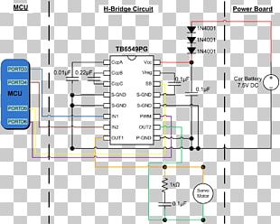Wiring Diagram H Bridge Electrical Switches Circuit Diagram Electrical Wires & Cable PNG